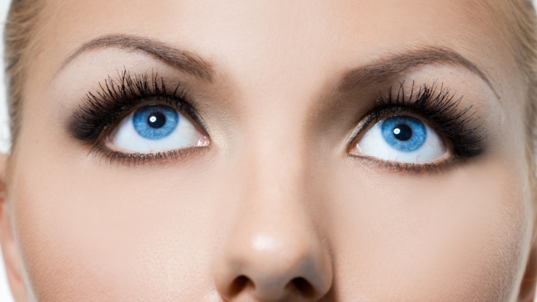 Akademia makijażu: cienkie brwi