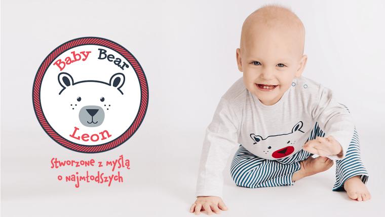 Baby Bear Leon – Kolorowy Świat Maluszka