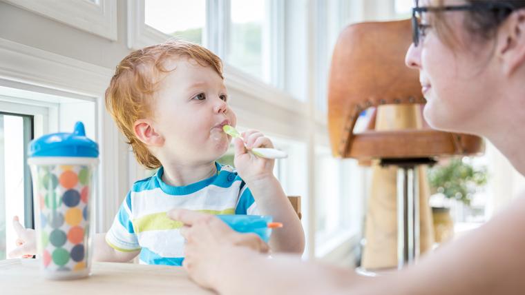 Dieta mamy i niemowlaka