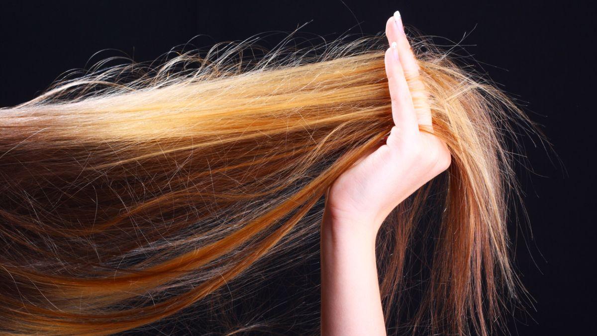 czy można farbować włosy gdy wypadają