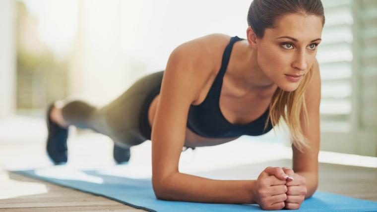 Domowa siłownia: zdrowe i bezpieczne ćwiczenia