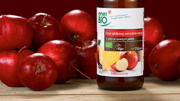 Hit dla zdrowia: ocet jabłkowy nie tylko do gotowania