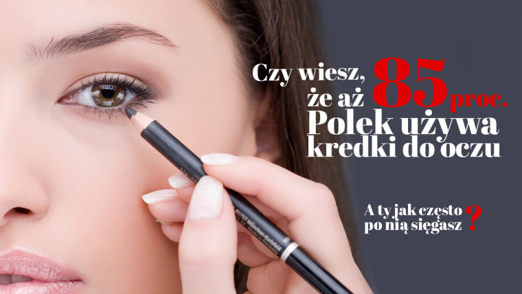 Jak malować kredką do oczu?