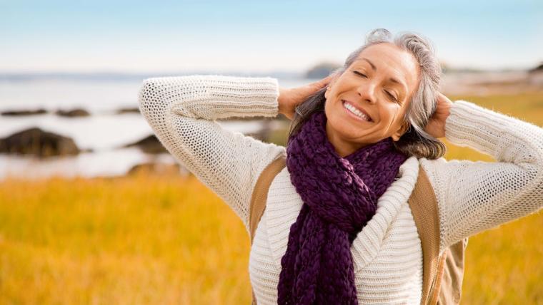 Menopauza - piękne przekwitanie!