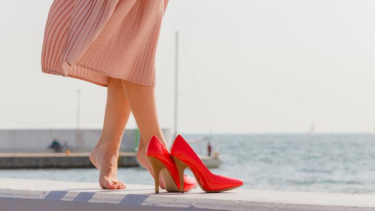 Daj świeżość swoim stopom!