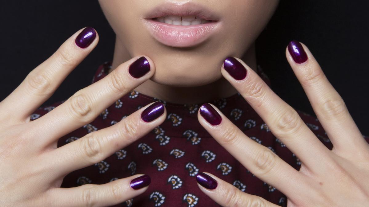 Pomysl Na Paznokcie Jak Samodzielnie Zrobic Modny Manicure