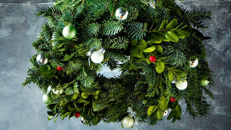 Pomysły na ozdoby bożonarodzeniowe. Zrób to sama!