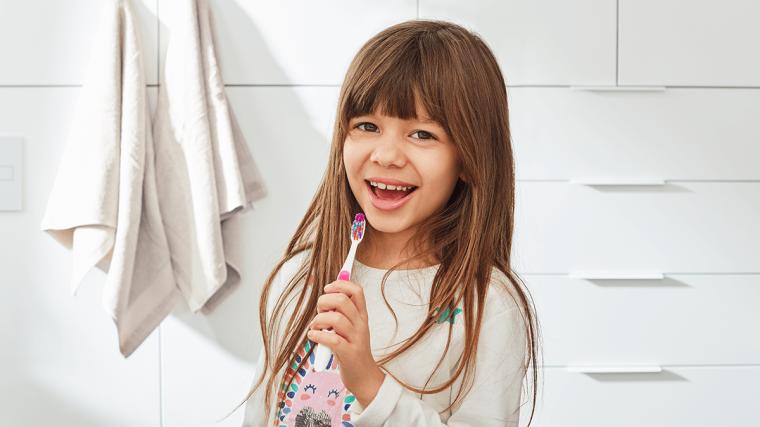 Razem uczymy dzieci higieny w społeczności Rodzice, Rossnę!