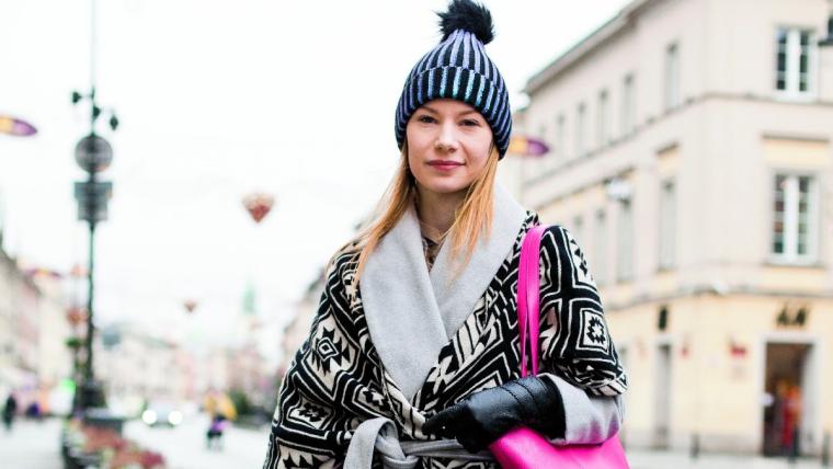 Moda: street fashion