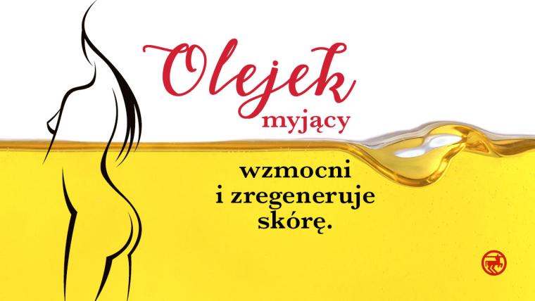 Jak myć się olejkiem?