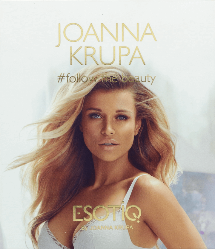 esotiq joanna krupa - #follow the beauty