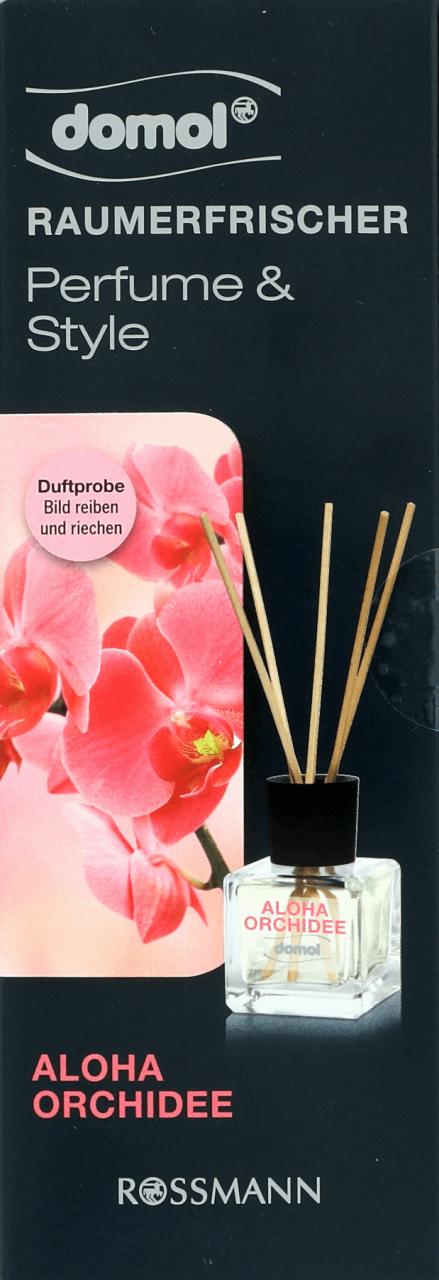 Domol Patyczki Zapachowe Aloha Orchidee 50 Ml Drogeria Rossmann