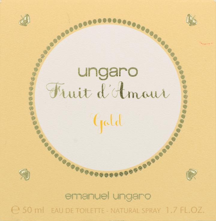emanuel ungaro fruit d'amour gold