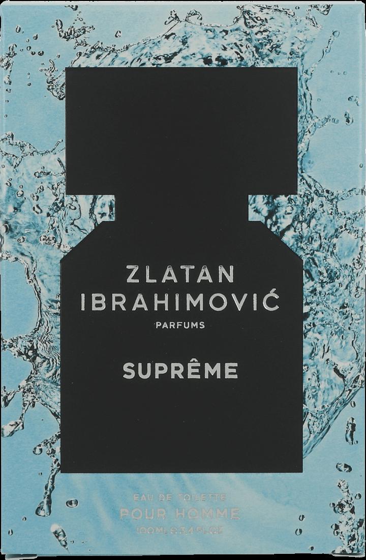 zlatan ibrahimovic supreme pour homme