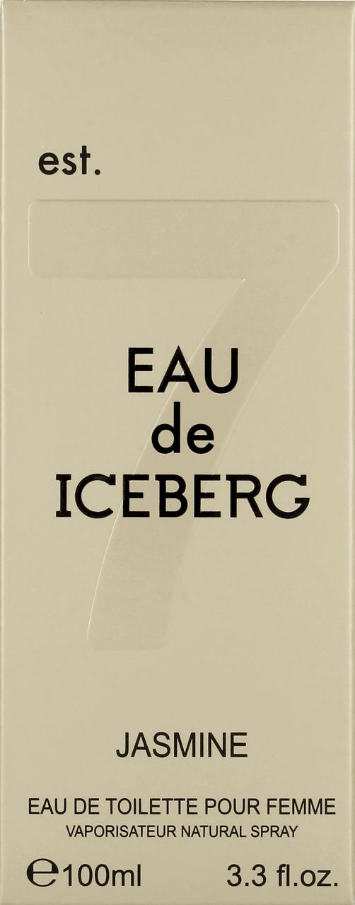 iceberg eau de iceberg 74 jasmine