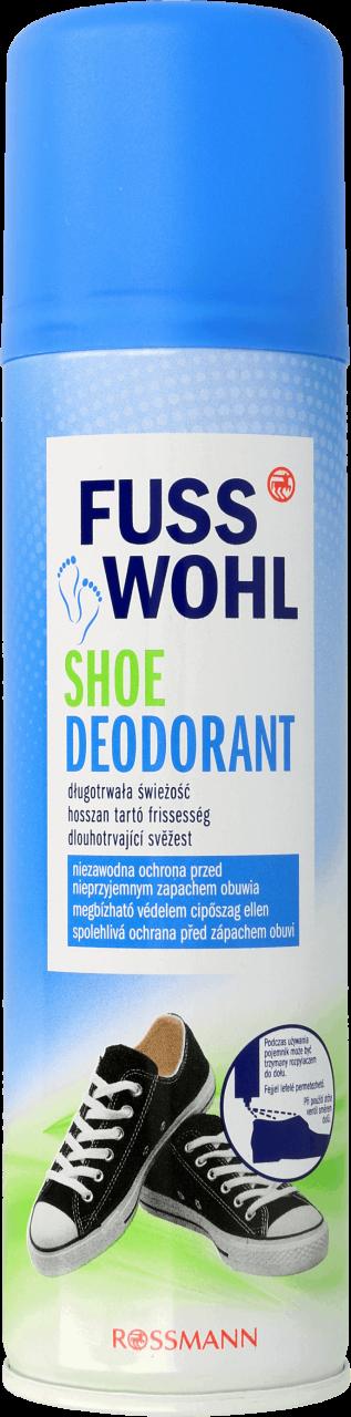 Fusswohl Dezodorant Do Obuwia 200 Ml Drogeria Rossmann Pl
