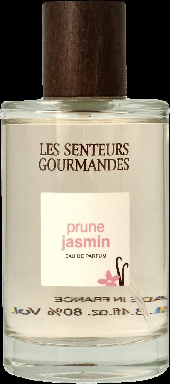 les senteurs gourmandes prune jasmin
