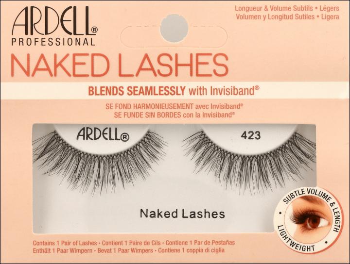 ARDELL, Naked Lashes, sztuczne rzęsy nr 422, 1 para