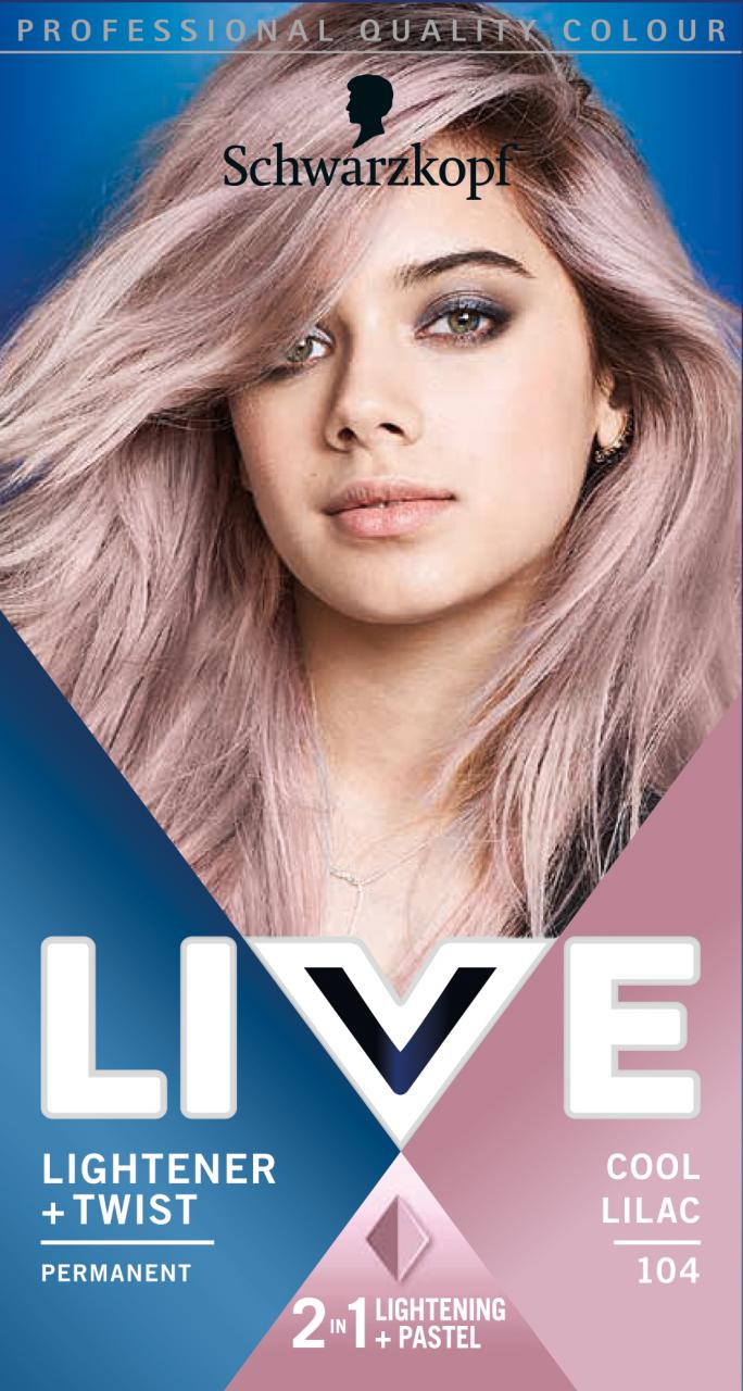 SCHWARZKOPF LIVE, Paint It!, zmywalna kreda do włosów
