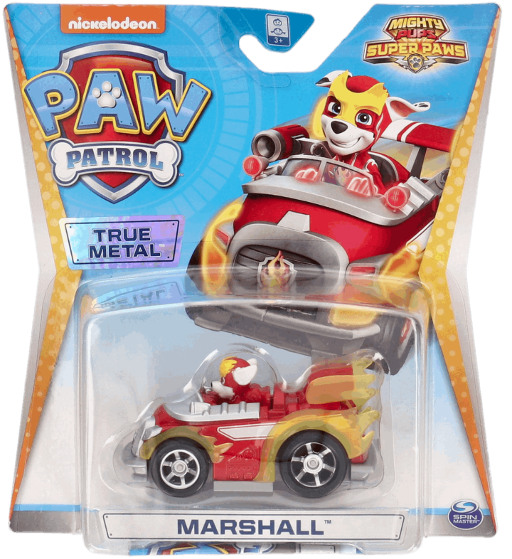 spin master, paw patrol, zabawka dla dzieci pojazd, 1 szt