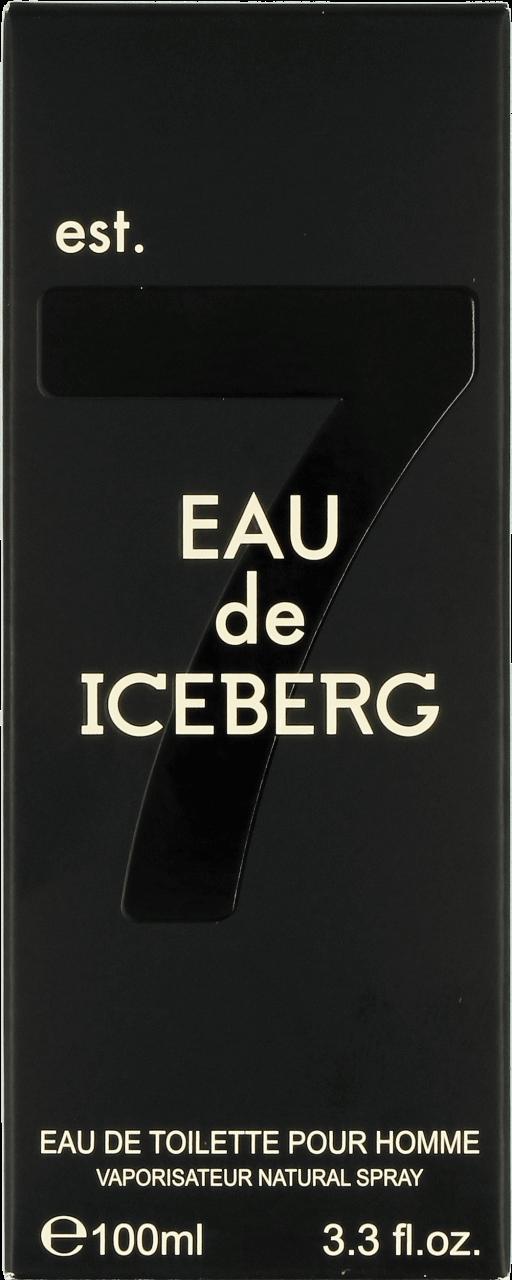 iceberg eau de iceberg 74 pour homme
