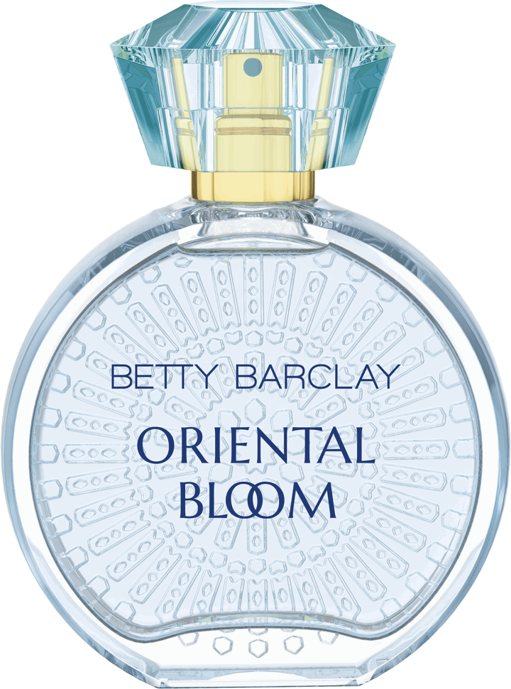 betty barclay oriental bloom