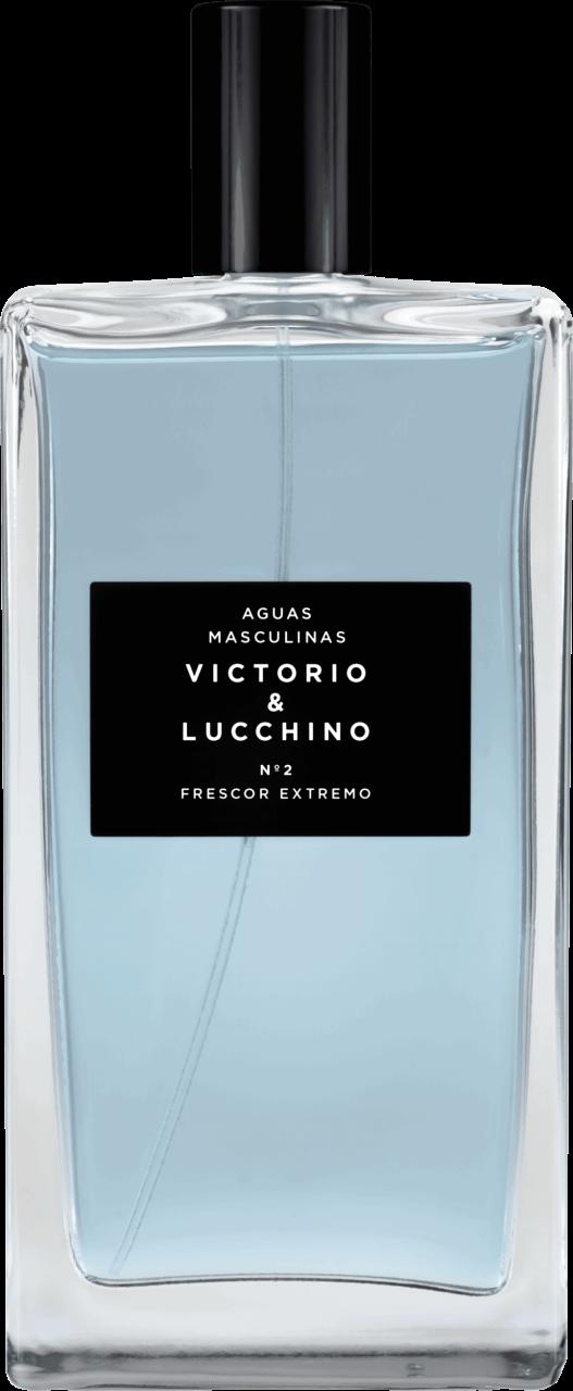 victorio & lucchino aguas masculinas - n°2 frescor extremo
