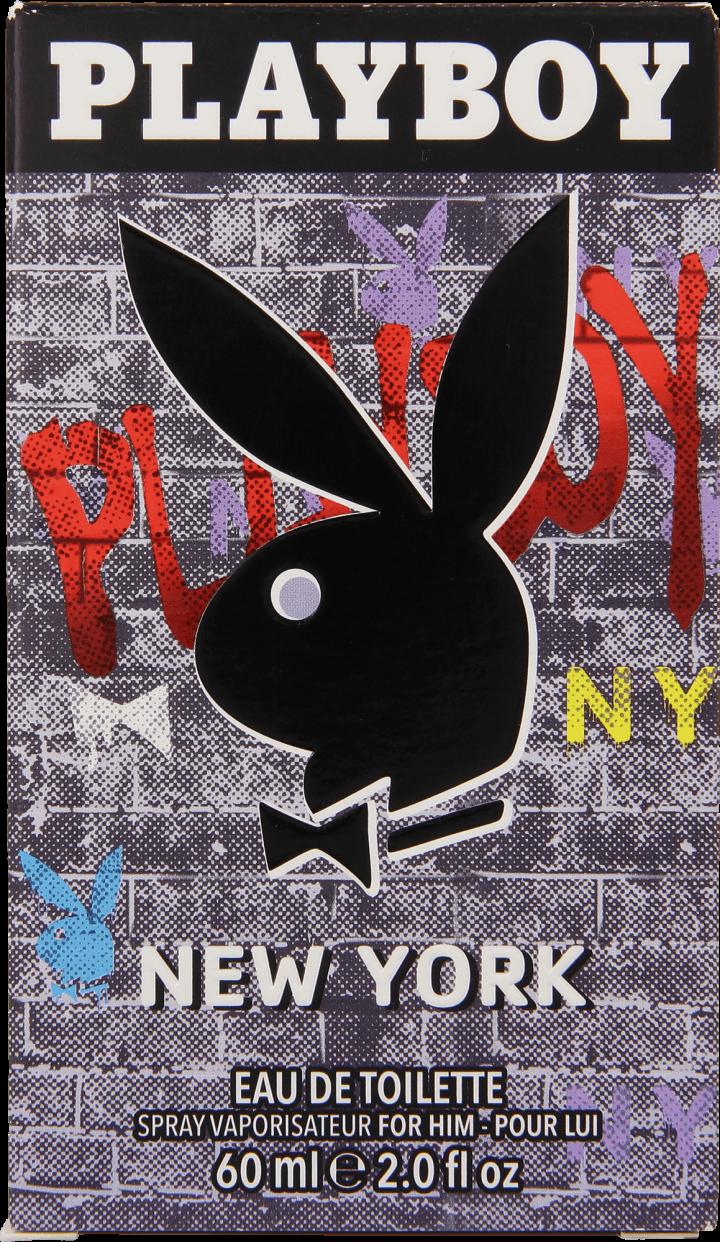 a94dad5b PLAYBOY, New York, woda toaletowa dla mężczyzn, 60 ml - Drogeria Rossmann