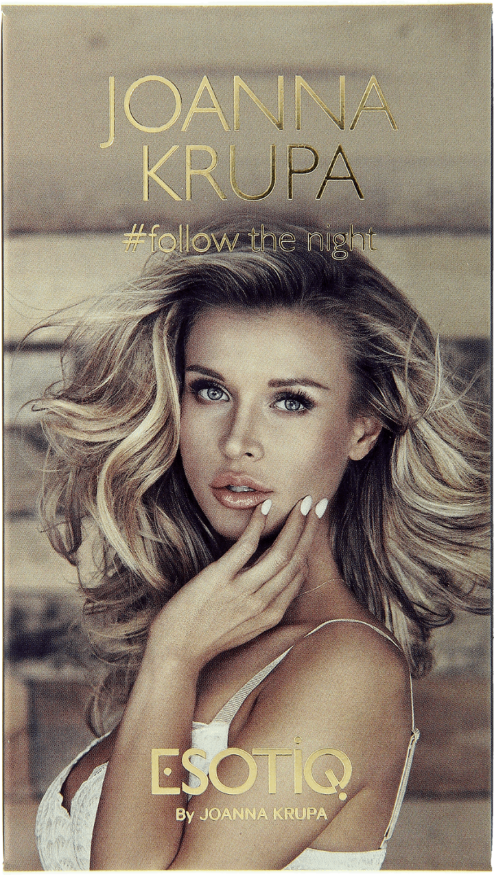 esotiq joanna krupa - #follow the night