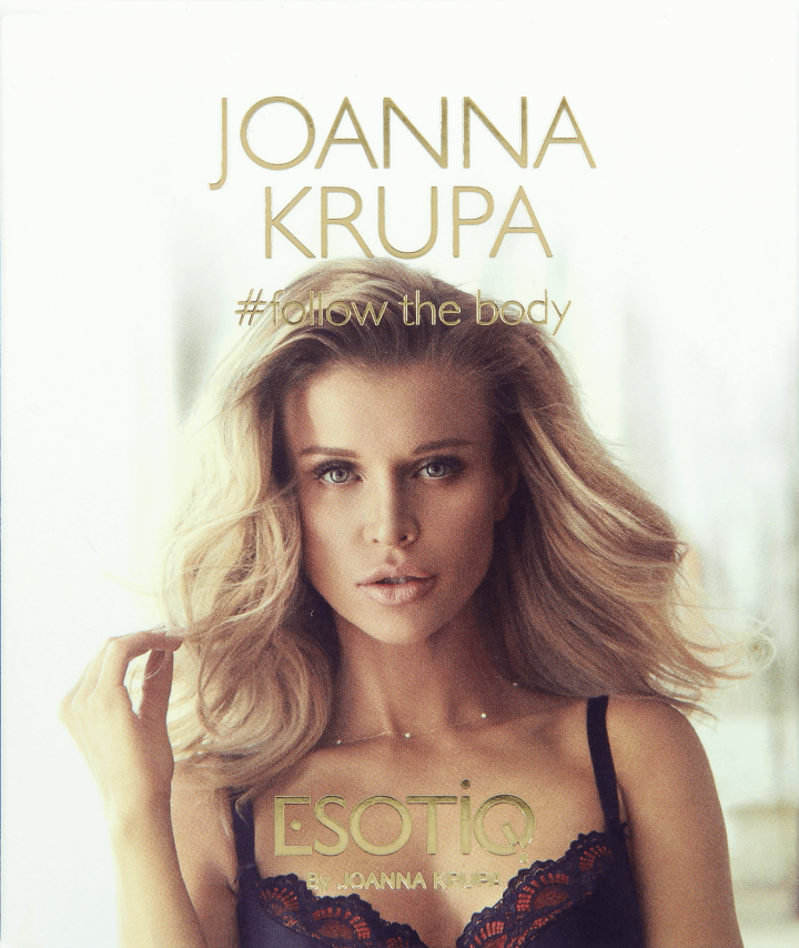 esotiq joanna krupa - #follow the body