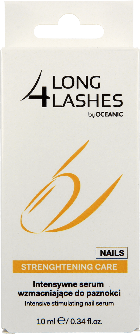 long4lashes nails serum wzmacniaj ce do paznokci 10 ml. Black Bedroom Furniture Sets. Home Design Ideas