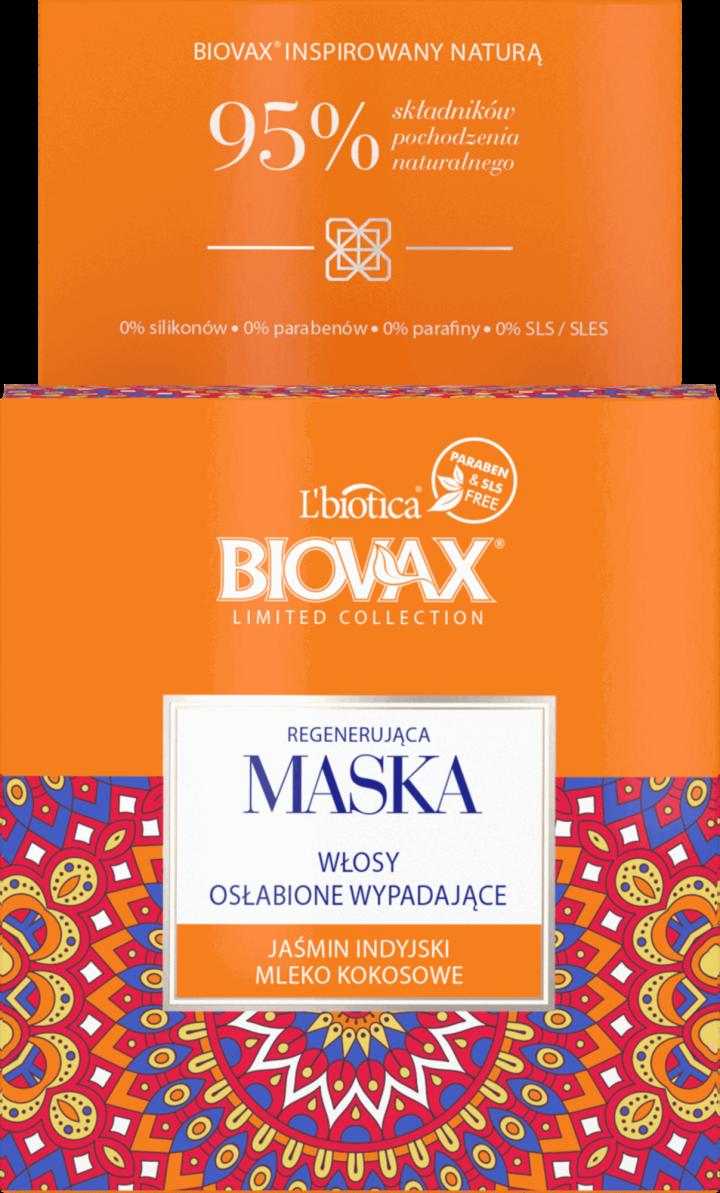 biovax szampon wlosy oslabione wypadajace
