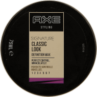 AXE, Signature, wosk do włosów, 75 ml, nr kat. 276135