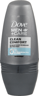 Dove Men+Care, Clean Comfort, dezodorant w kulce męski, 50 ml, nr kat. 280154