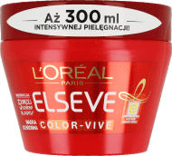 L'Oréal Paris, Elseve, Color-Vive, ochronna maska do włosów, 300 ml, nr kat. 63836