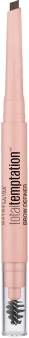 Maybelline, total temptation, tusz do brwi, Medium Brown, 1 szt., nr kat. 280502