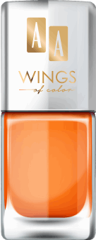 AA, Wings Of Color,  lakier do paznokci, Oil Therapy Nail Laquer, nr 22, 11 ml, nr kat. 282082