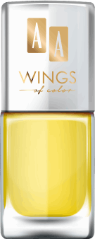 AA, Wings Of Color,  lakier do paznokci, Oil Therapy Nail Laquer, nr 23, 11 ml, nr kat. 282090