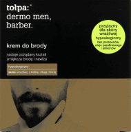 tołpa, dermo men barber, krem do brody, 50 ml, nr kat. 267581