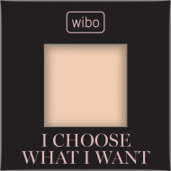 Wibo, I Choose What I Want, puder bananowy do twarzy, HD Banana Powder, 1 szt., nr kat. 280350