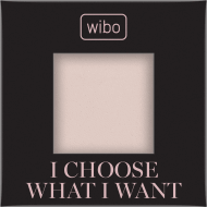 Wibo, I Choose What I Want, bezbarwny puder fiksujący, HD Fixing Powder, 1 szt., nr kat. 280351