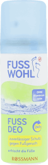 Fusswohl, Fuss Deo, dezodorant do stóp, 50 ml, nr kat. 178482