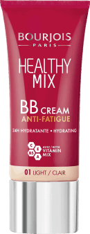 Bourjois, Healthy Mix, krem BB, 24h nawilżenie, nr 01 light, 30 ml, nr kat. 280117