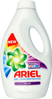 Ariel, Color, żel do prania, 1,1 L, nr kat. 211494