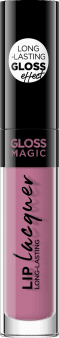 Eveline Cosmetics, Gloss Magic, lakier do ust, nr 07, 4,5 ml, nr kat. 293184