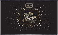 Wibo, Rhythm of Freedom, paleta cieni do powiek, 15 g, nr kat. 294881