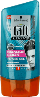 Taft, Looks, żel do włosów, Stand Up Look, 150 ml, nr kat. 8249