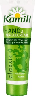 Kamill, Hand Creme, krem do rąk, Classic, mini, 30 ml, nr kat. 123672