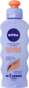NIVEA, Flexible Curls & Care, balsam do loków, 150 ml, nr kat. 69199