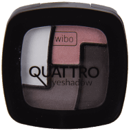 Wibo, Quattro Color, cienie do oczu, nr 2, 3,5 g, nr kat. 217963